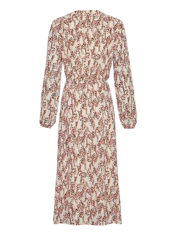 CAMLY RIKKELIE LS DRESS
